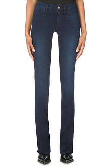MIH JEANS Marrakesh flared mid-rise jeans