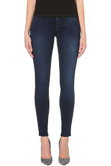 MIH JEANS The Bonn skinny high-rise jeans