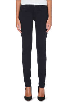 MIH JEANS The Bodycon skinny high-rise jeans