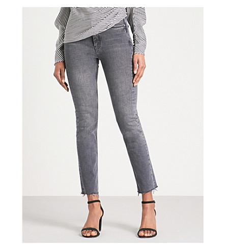 MIH JEANS 每日修身版型高层牛仔裤 (奇