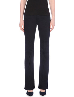 MIH JEANS London bootcut mid-rise jeans