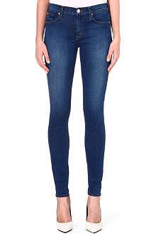 HUDSON JEANS Nico stretch-denim skinny jeans