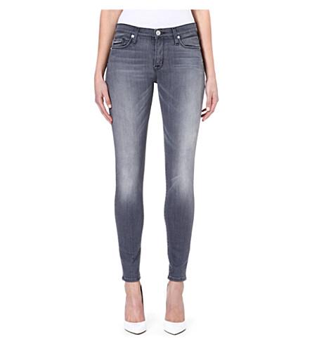 HUDSON JEANS Nico super skinny jeans (Rakke
