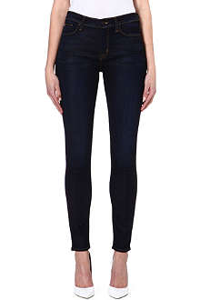 HUDSON JEANS Nico super-skinny high-rise jeans