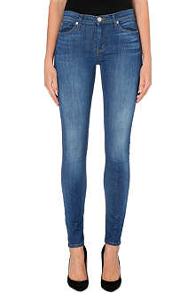 HUDSON JEANS Nico super-skinny mid-rise jeans