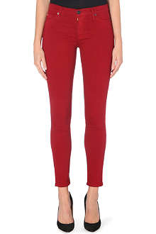 HUDSON JEANS Nico skinny mid-rise jeans