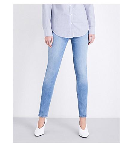 RAG & BONE Skinny high-rise jeans (Branch