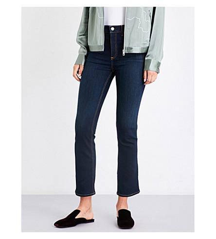 RAG & BONE Hana kick-flare cropped jeans (Bedford