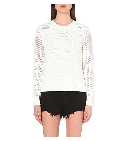 Bone Jumper Ragamp; Cotton Knit Annie ohQxdBCtsr