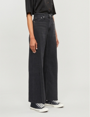 Ruth wide high-rise jeans