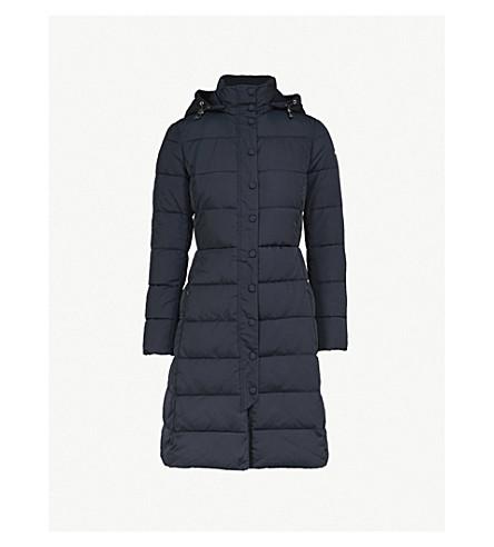 EMPORIO ARMANI A coat lng padded (Blu-navy
