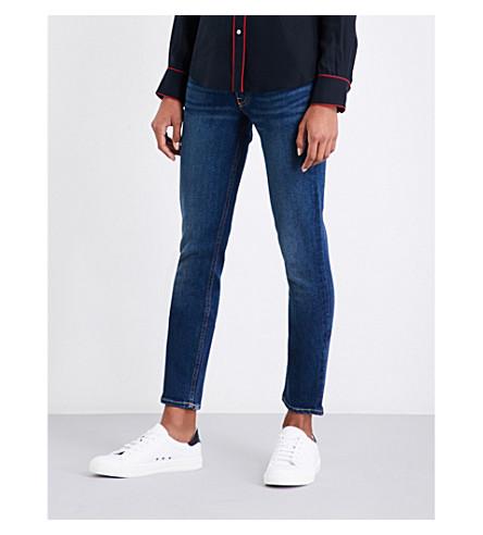 GRLFRND Karolina skinny high-rise jeans (Joan+jett