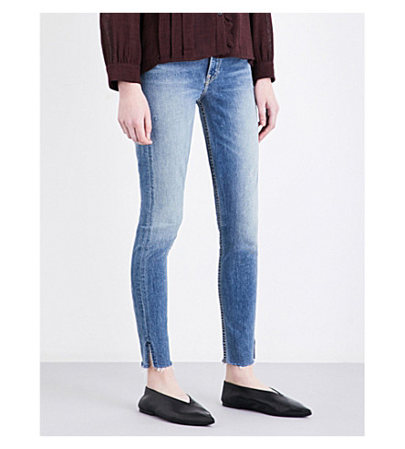 GRLFRND Kendall skinny high-rise jeans (Duran