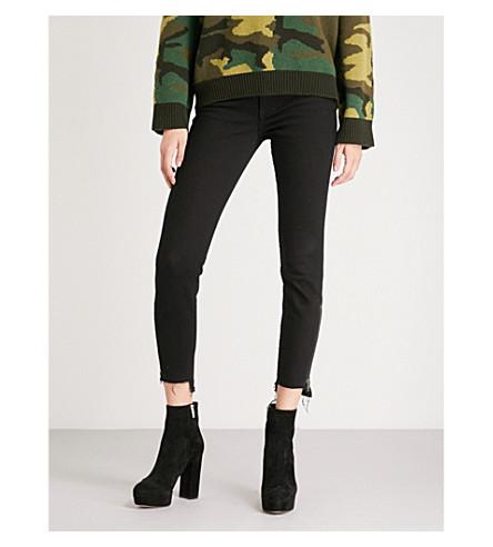 GRLFRND Kendal stretch-denim jeans (Stargazer