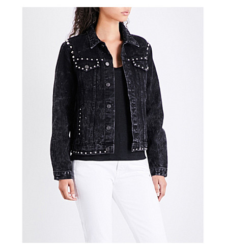 GRLFRND Bianca denim jacket (Stevi