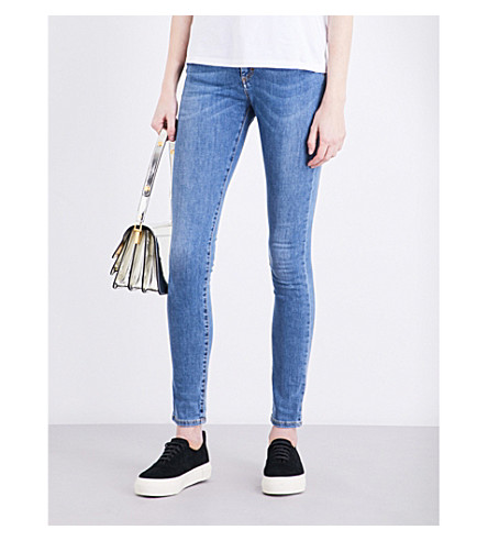 FIORUCCI The Twig slim-fit skinny jeans (Vintage+light