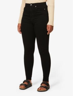 Good Waist skinny ultra high-rise jeans