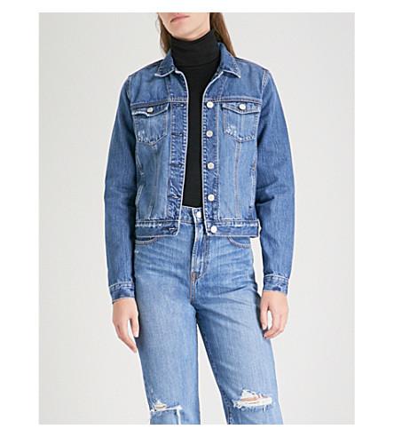 NOBODY DENIM Original denim jacket (Vibrant
