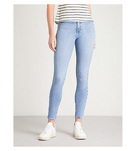 NOBODY DENIM Cult Skinny Ankle skinny high-rise jeans (Ambiant