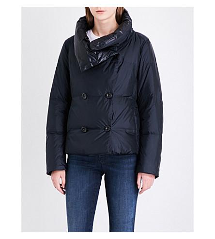 DIESEL W-Desir-B shell puffer jacket (900+black
