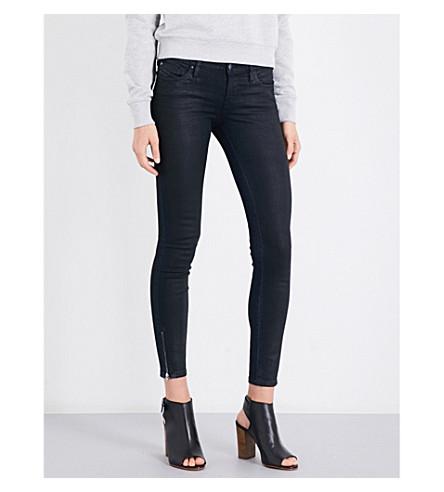 DIESEL Skinzee super slimn-fit mid-rise jeans (01+2+tone
