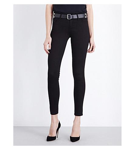DIESEL Slandy super skinny mid-rise jeans (0860s-02