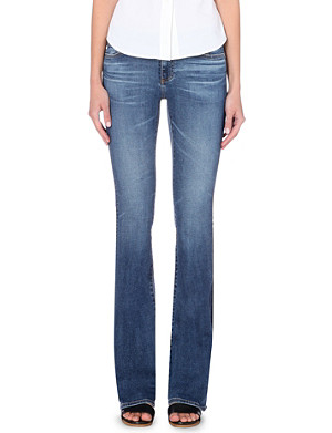 AG The Angel bootcut mid-rise jeans