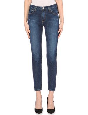ALEXA CHUNG FOR AG Alexa Chung for AG Brianna skinny high-rise jeans