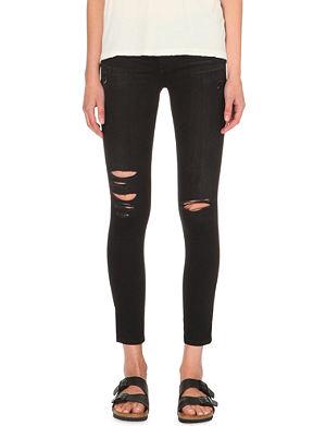 AG The Legging super-skinny mid-rise jeans