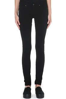 AG The Legging super-skinny low-rise jeans