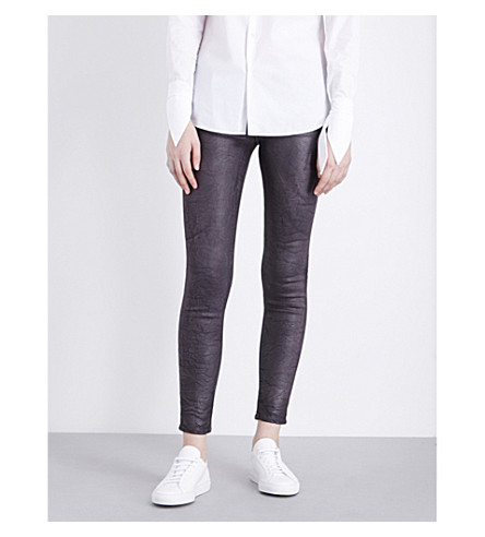 AG The Legging super-skinny mid-rise jeans (Cktdls