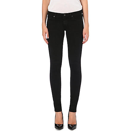 AG The Legging super-skinny low-rise jeans (Link