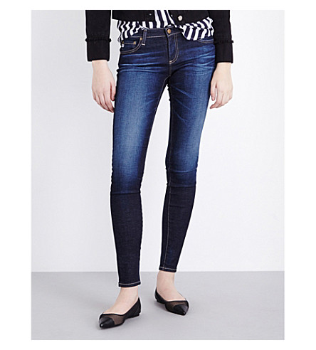 AG The Legging super-skinny low-rise jeans (8+years