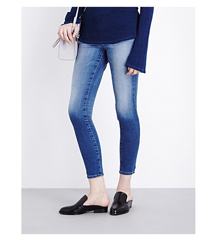 AG Super-skinny mid-rise jeans (18+years