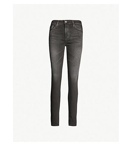 AG The Farrah skinny high-rise jeans (Gms
