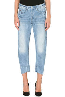 G STAR Type C 3D loose-fit tapered low-rise denim jeans