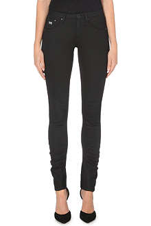 G STAR RAW for the Oceans skinny mid-rise jeans