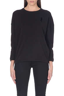 G STAR RAW for the Oceans jersey sweatshirt