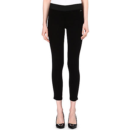 GOLDSIGN Jem skinny mid-rise leggings (Black