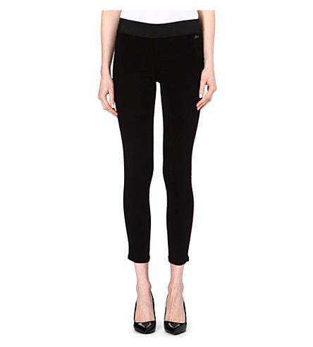 GOLDSIGN Jem skinny mid-rise leggings (Black