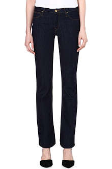LEE Marion straight mid-rise jeans