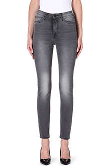 LEE Skyler skinny high-rise jeans