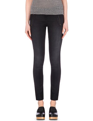 LEE Toxey super-skinny mid-rise jeans