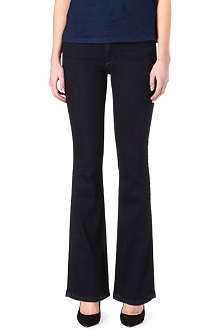 LEE Marion bootcut mid-rise jeans