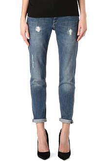 LEE Pixley boyfriend low-rise jeans