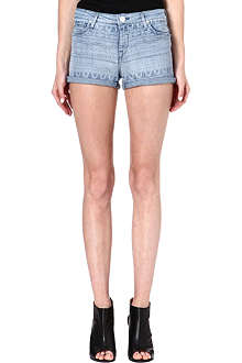 LEE Aztec-print denim shorts
