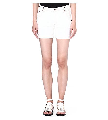 LEE Logger shorts (Ecru