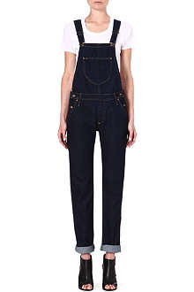 LEE Logger denim overalls