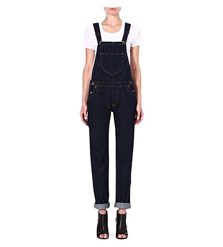 LEE Logger denim overalls (One wash