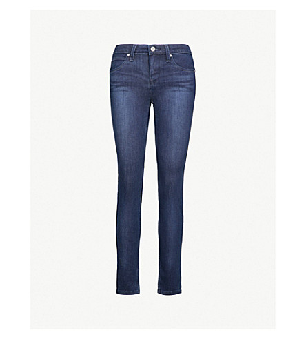 BODY OPTIX BY LEE JEANS Body Optix Scarlett skinny mid-rise jeans (After+night